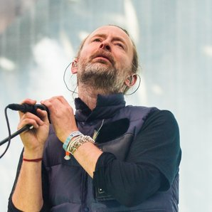 Thom Yorke Radiohead Greek Theatre