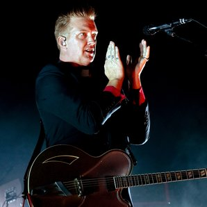 Queens Of The Stone Age Josh Homme 2014