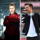 Liam Gallagher and Liam Payne