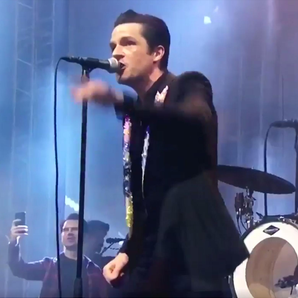 Killers live at Glastonbury 2017