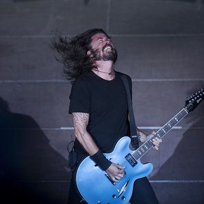 Dave Grohl Foo Fighters in Greece 10 July