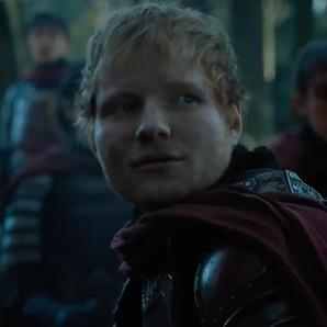 Ed Sheeran in Game Or Thrones Cameo
