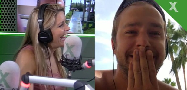 When Pippa chatted to Love Island's Iain Stirling