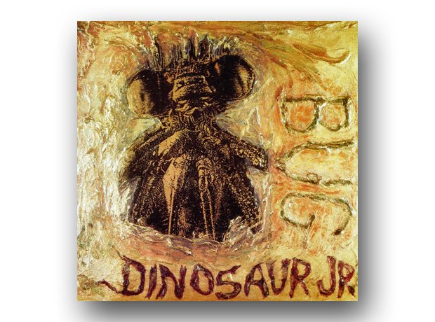 Dinosaur Jr - Bug album cover