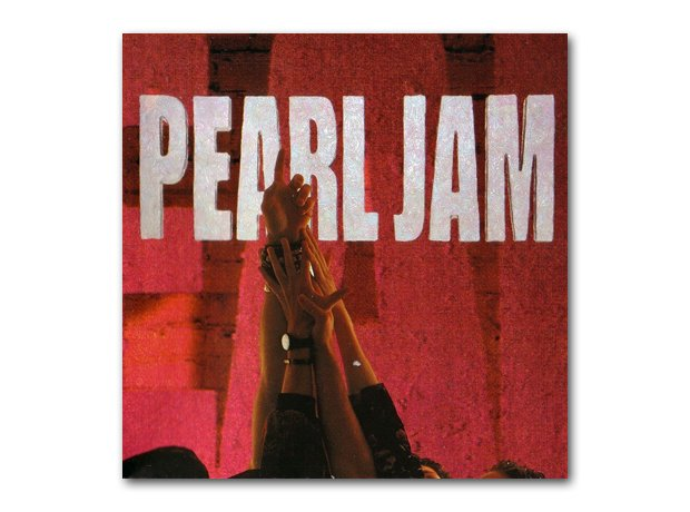 Pearl Jam – Ten album cover
