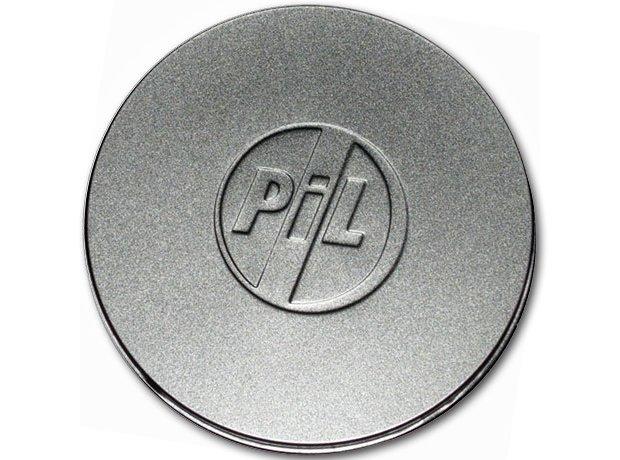 Public Image Ltd - Metal Box album cover