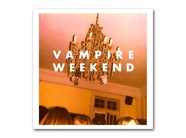 Vampire Weekend - Vampire Weekend album cover