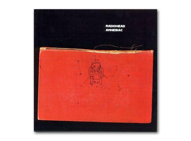 Radiohead - Amnesiac album cover