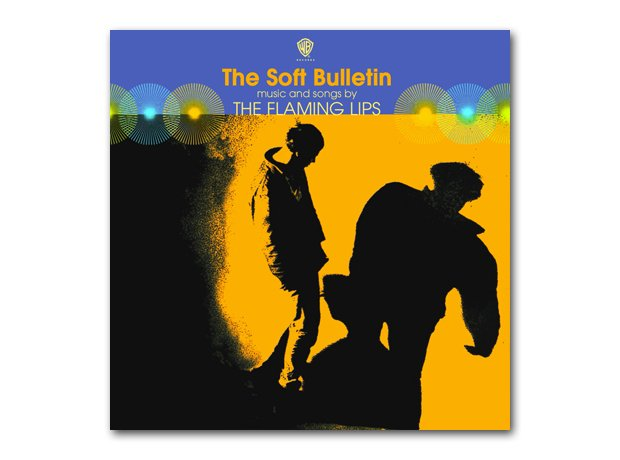 The Flaming Lips - The Soft Bulletin album cover