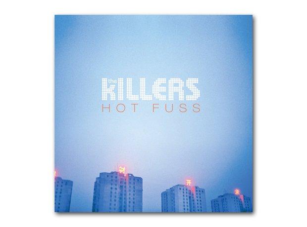 The Killers - Hot Fuss album cover